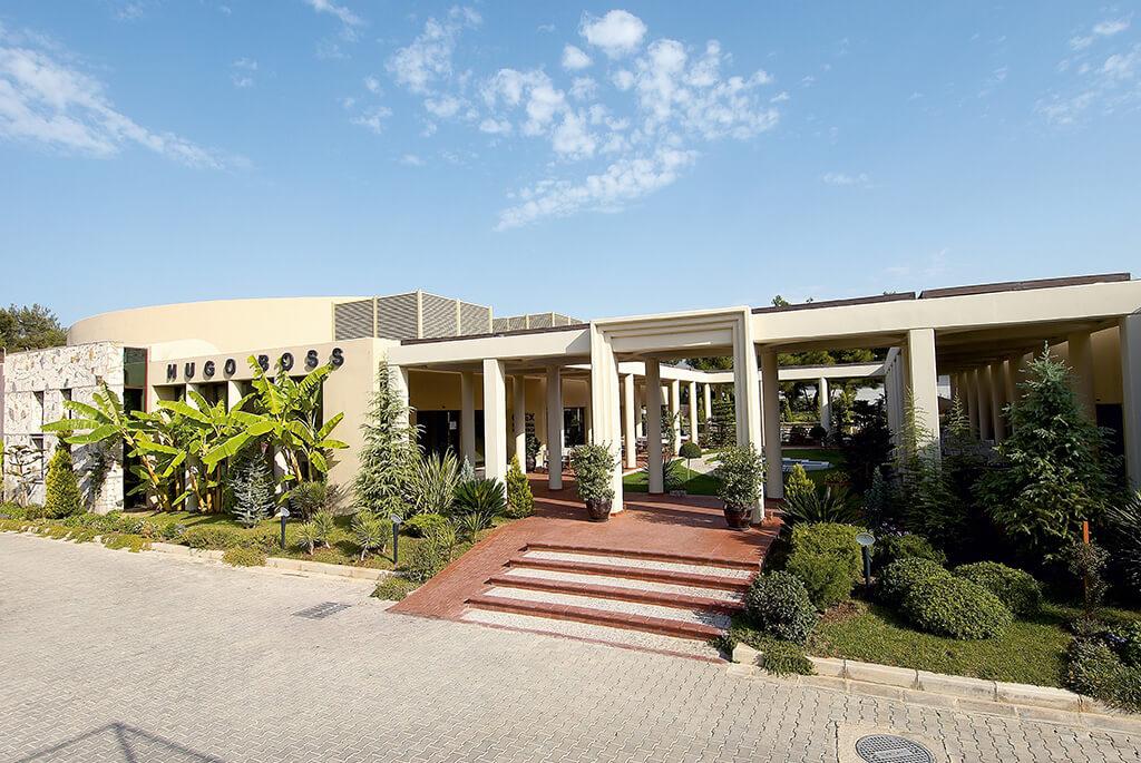 Hugo Boss Social Facilities