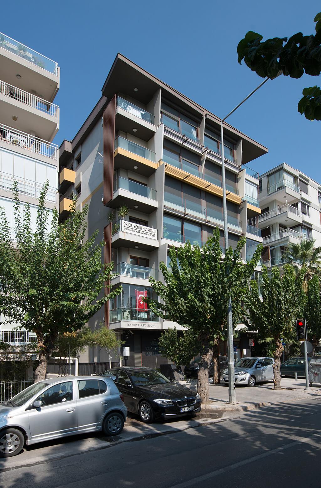 Manolya Apartment