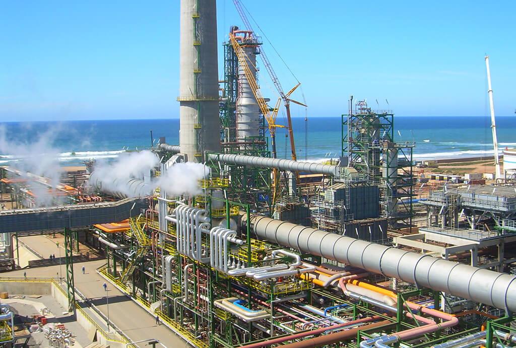 Morocco Samir Refinery