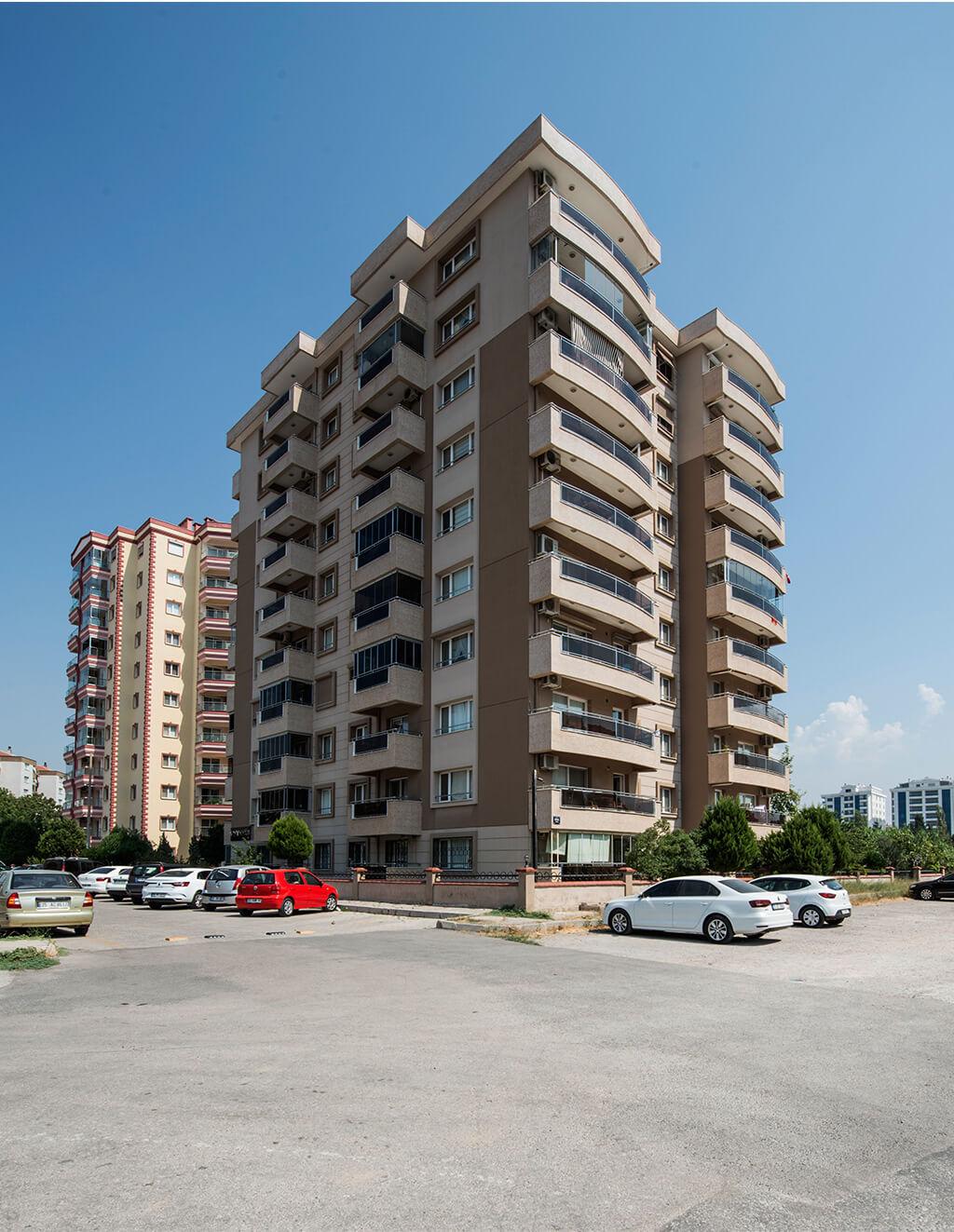 Ali Mütevellioğlu Apartment