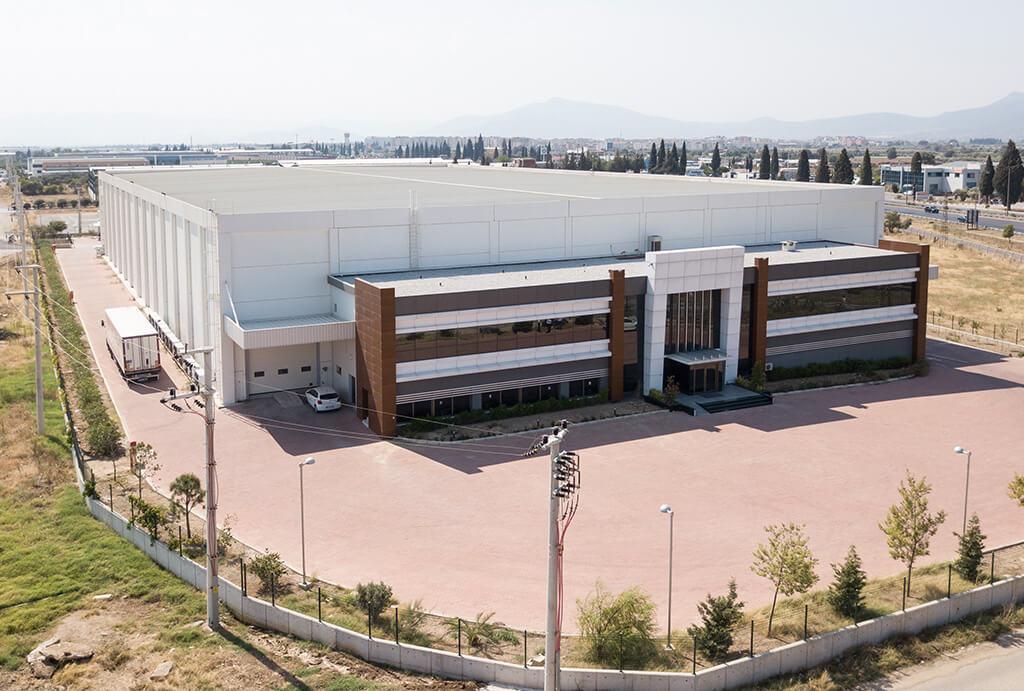GÜNKON İnşaat Fabrika İnşaatı