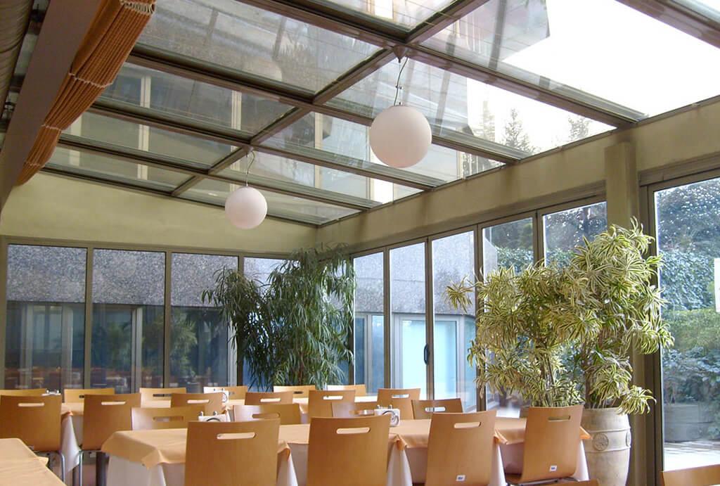 Philip Morris SA Kış Bahçesi