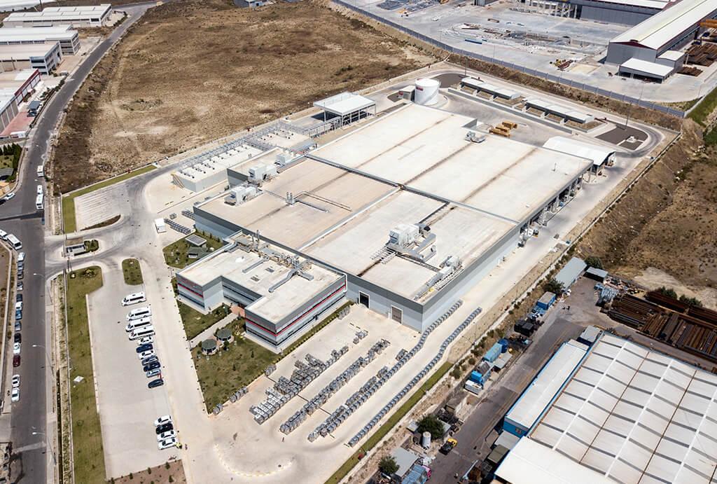 Sun Chemical Fabrikası