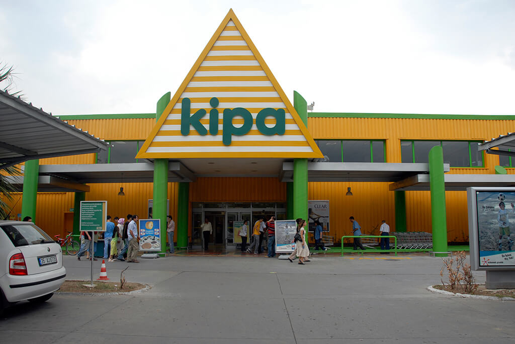 Tesco Kipa Süpermarket
